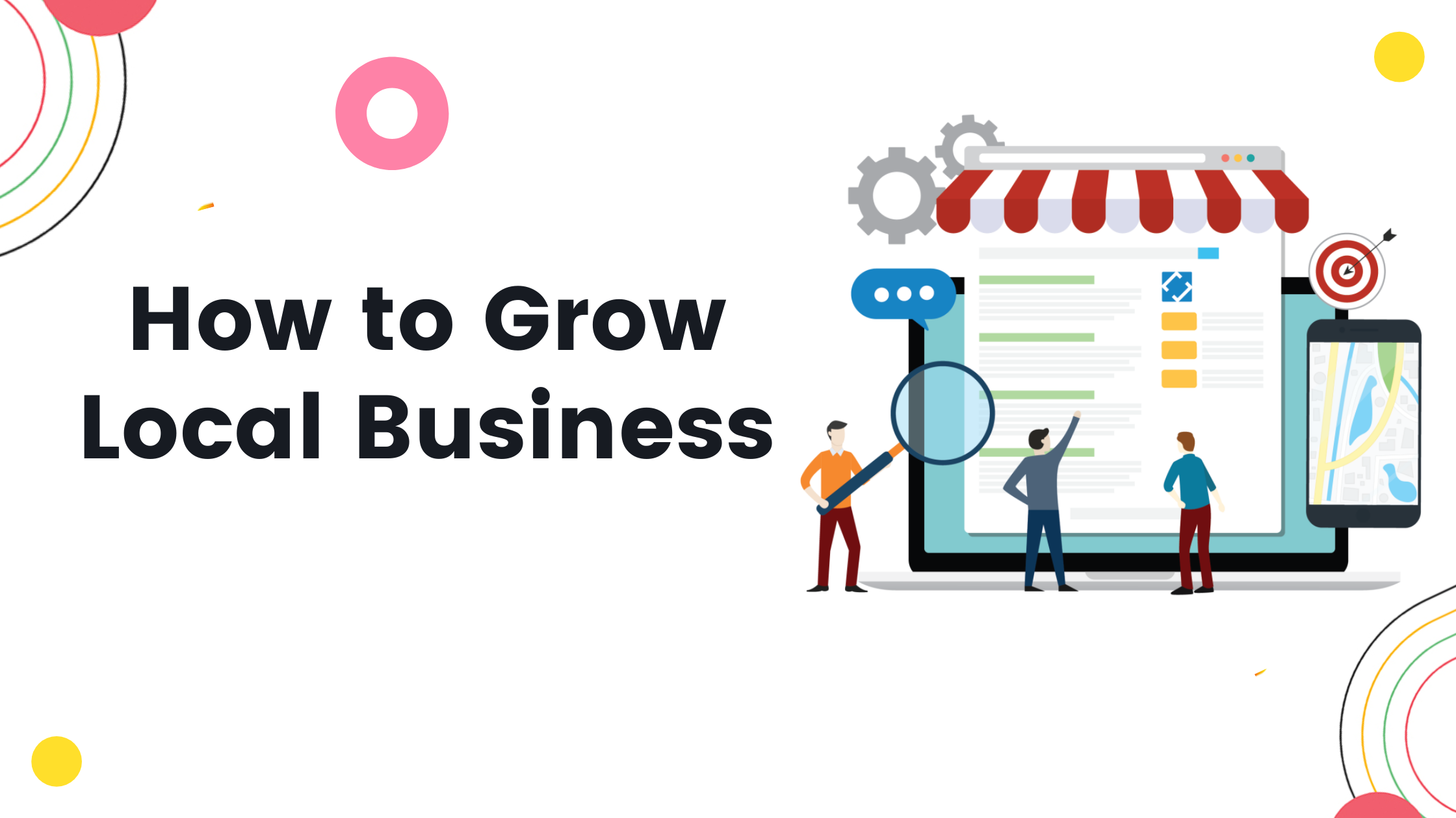 How to Grow Local Business