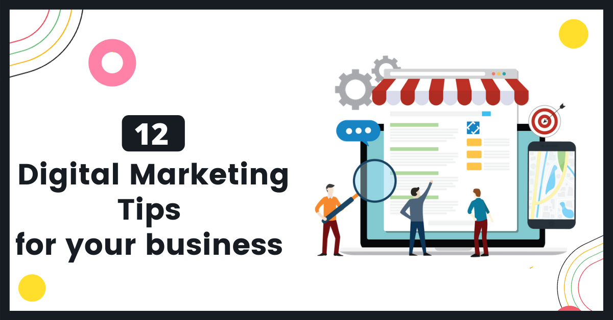 12 Digital Marketing Ideas for Small Business in 2021